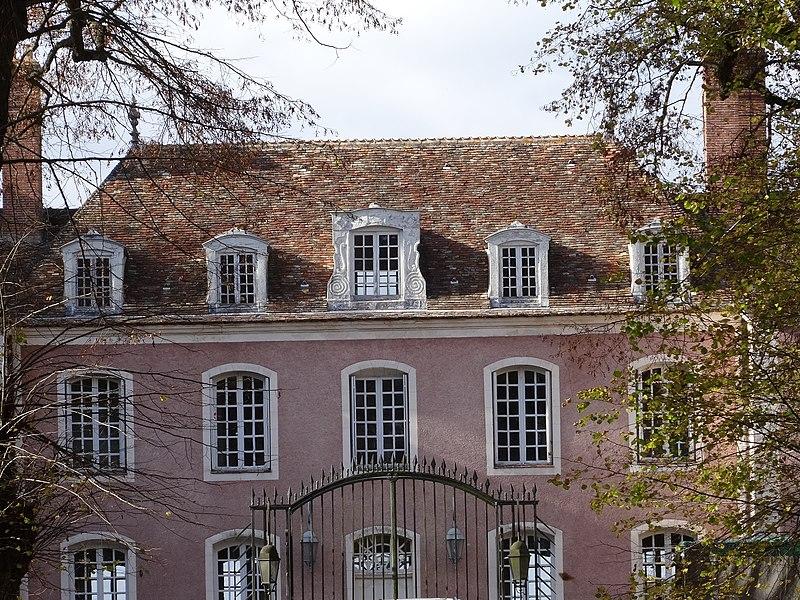 Photo du Monument Historique Château de Saudreville situé à Villeconin