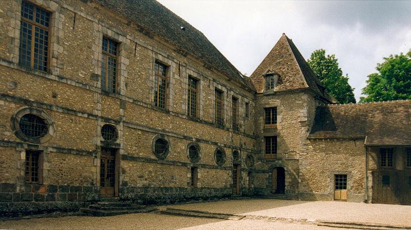 Photo du Monument Historique Manoir des Ardenelles ou Château de Villeconin situé à Villeconin