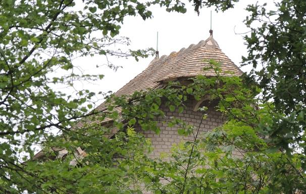 Photo du Monument Historique Castel d'Orgeval situé à Villemoisson-sur-Orge