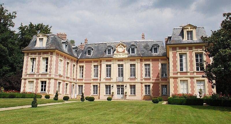 Photo du Monument Historique Château situé à Villiers-le-Bâcle