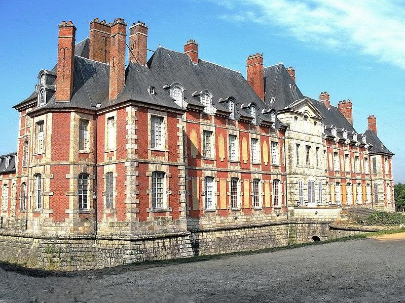 Photo du Monument Historique Domaine de Baville (également sur commune de Saint-Chéron) situé à Breux-Jouy