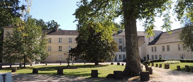 Photo du Monument Historique Demeure de la Cossonnerie ou Maison russe situé à Sainte-Geneviève-des-Bois