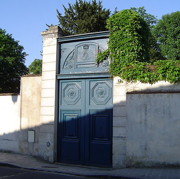 Photo du Monument Historique Folie situé à Antony