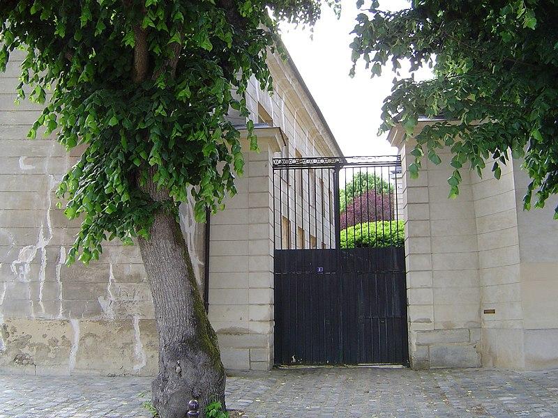 Photo du Monument Historique Propriété de l'acteur François Molé situé à Antony