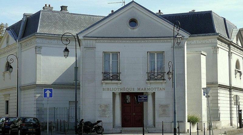 Photo du Monument Historique Bibliothèque Marmottan situé à Boulogne-Billancourt