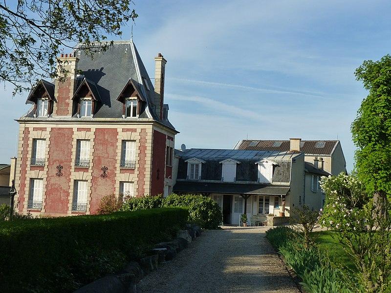 Photo du Monument Historique Musée Rodin ou Villa les Brillants situé à Meudon