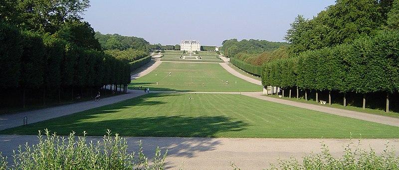 Photo du Monument Historique Domaine de Sceaux situé à Sceaux