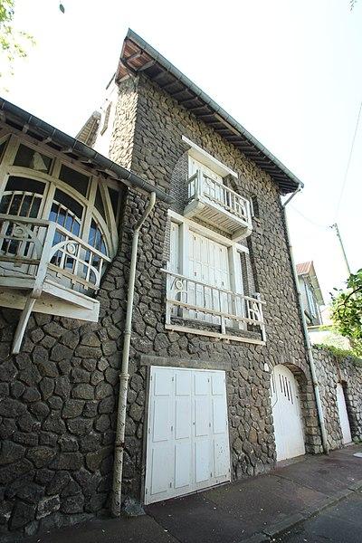 Photo du Monument Historique Maison Le Chalet Blanc situé à Sceaux