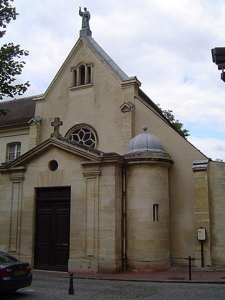 Photo du Monument Historique Eglise Saint-Romain situé à Sèvres
