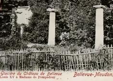 Photo du Monument Historique Domaine de Bellevue : glacières de l'ancien château de Bellevue situé à Meudon