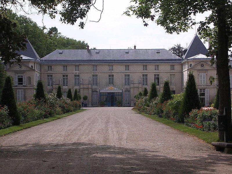 Photo du Monument Historique Domaine national de la Malmaison situé à Rueil-Malmaison