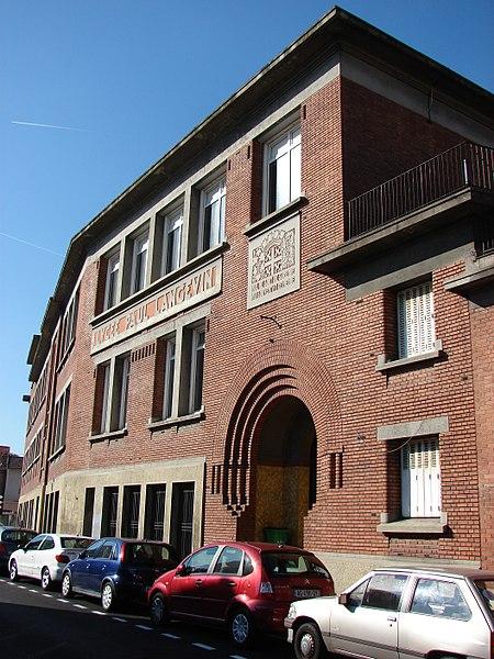 Photo du Monument Historique Lycée Paul Langevin situé à Suresnes