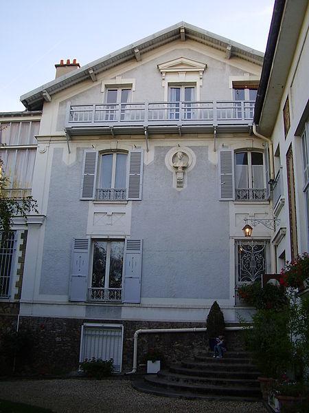 Photo du Monument Historique Maison de Marcel Dupré situé à Meudon