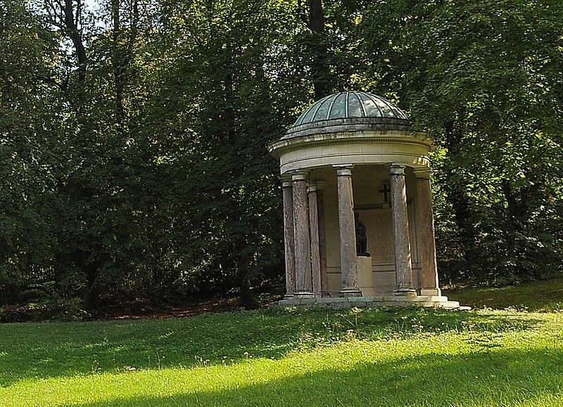 Photo du Monument Historique Mausolée du prince impérial situé à Rueil-Malmaison