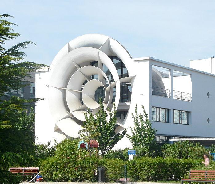 Photo du Monument Historique Soufflerie Hispano-Suiza situé à Bois-Colombes