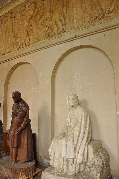Photo du Monument Historique Maison et atelier du sculpteur Joseph Bernard situé à Boulogne-Billancourt