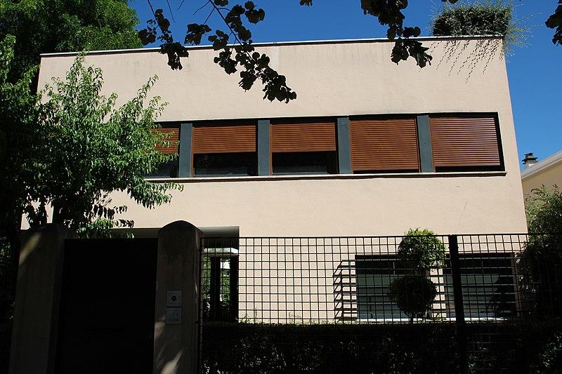Photo du Monument Historique Villa Trapenard situé à Sceaux