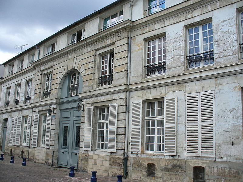 Photo du Monument Historique Maison situé à Clamart