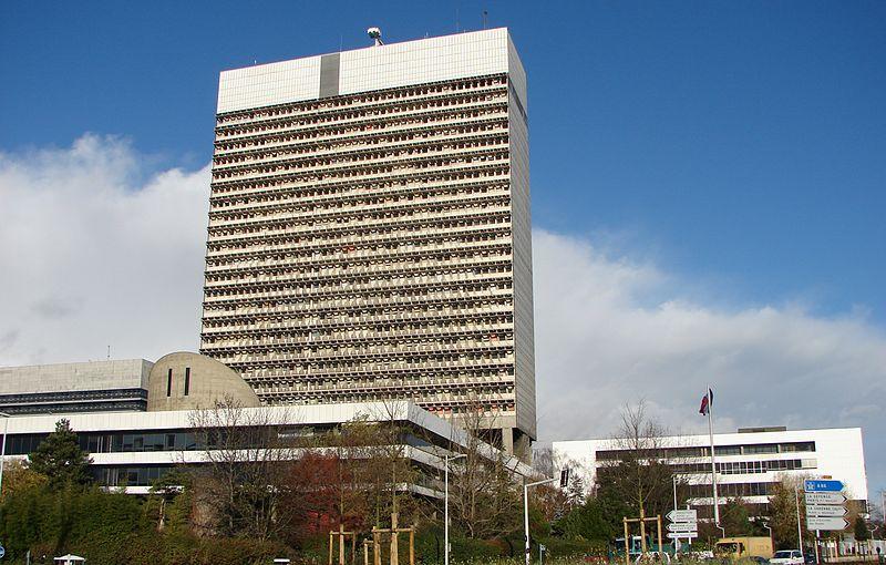 Photo du Monument Historique Préfecture situé à Nanterre