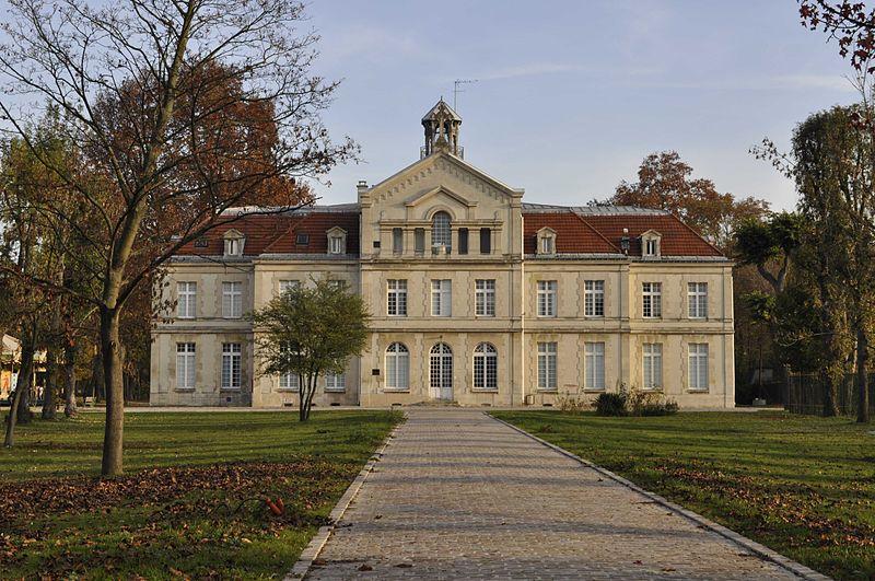 Photo du Monument Historique Asile de Drancy situé à Drancy