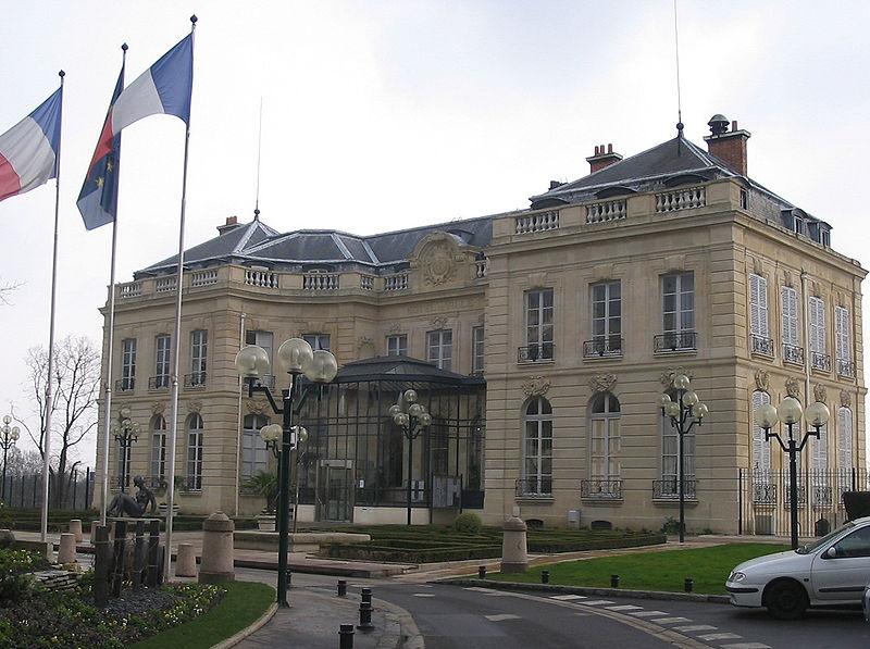 Photo du Monument Historique Hôtel de ville, ancien hôtel seigneurial situé à Epinay-sur-Seine
