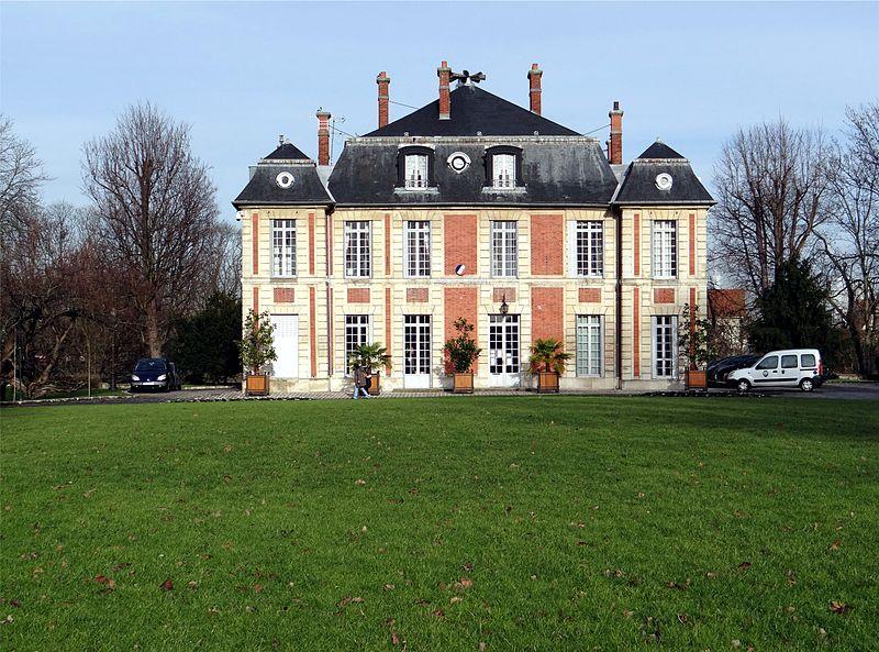 Photo du Monument Historique Château situé à Gournay-sur-Marne