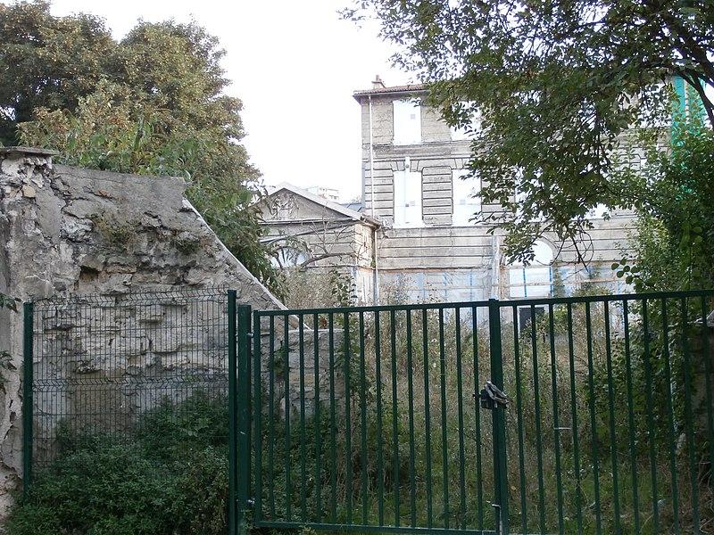 Photo du Monument Historique Hôtel particulier situé à Pantin