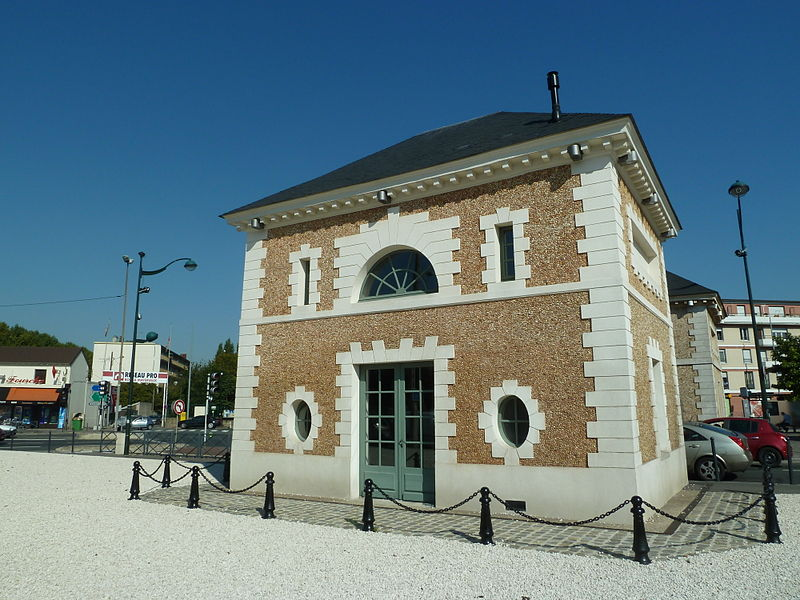 Photo du Monument Historique Ancien parc à l'anglaise du duc d'Orléans situé à Les Pavillons-sous-Bois