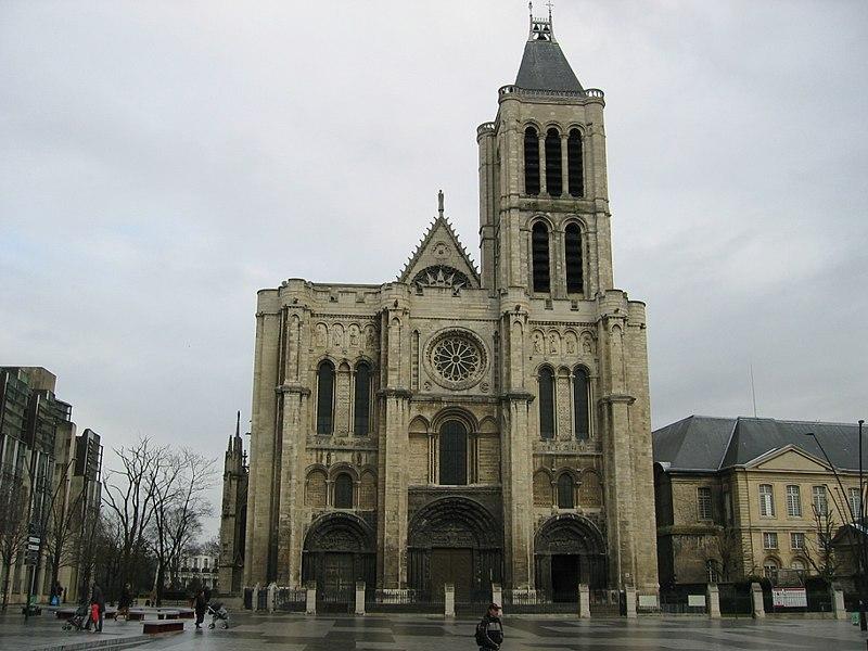 Photo du Monument Historique Basilique Saint-Denis situé à Saint-Denis