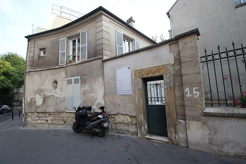 Photo du Monument Historique Immeuble situé à Saint-Denis