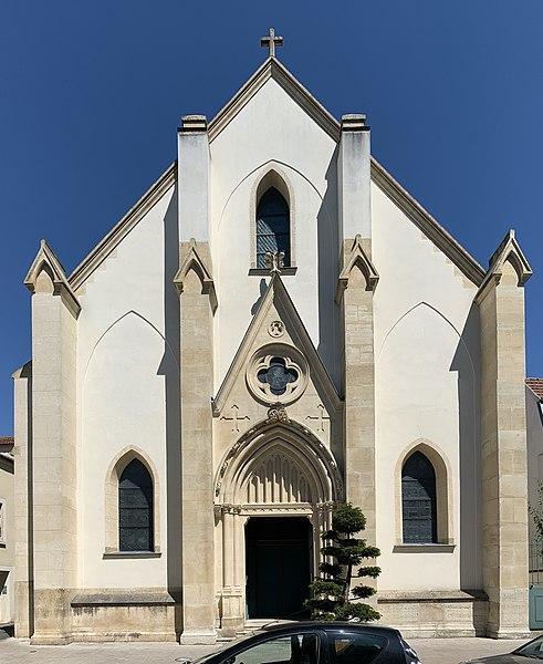 Photo du Monument Historique Eglise Notre-Dame-de-l'Assomption situé à Stains
