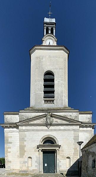 Photo du Monument Historique Eglise Saint-Médard situé à Tremblay-en-France