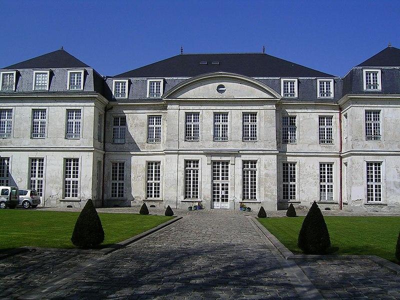 Photo du Monument Historique Ancien château de Vaujours, actuellement école Fénélon situé à Vaujours