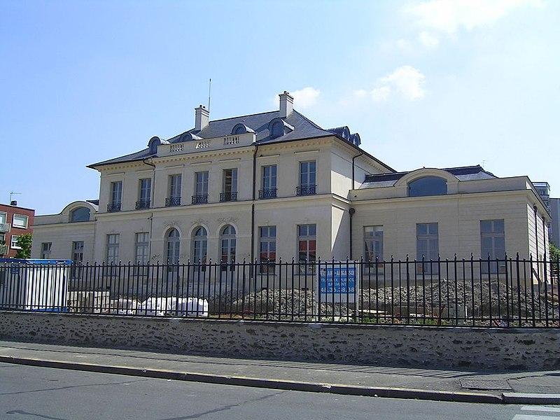Photo du Monument Historique Folie situé à Villemomble