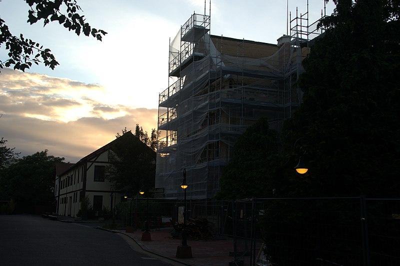 Photo du Monument Historique Ancienne Pharmacie centrale situé à Saint-Denis