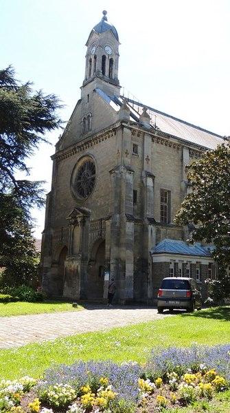 Photo du Monument Historique Hôpital psychiatrique de Ville-Evrard situé à Neuilly-sur-Marne
