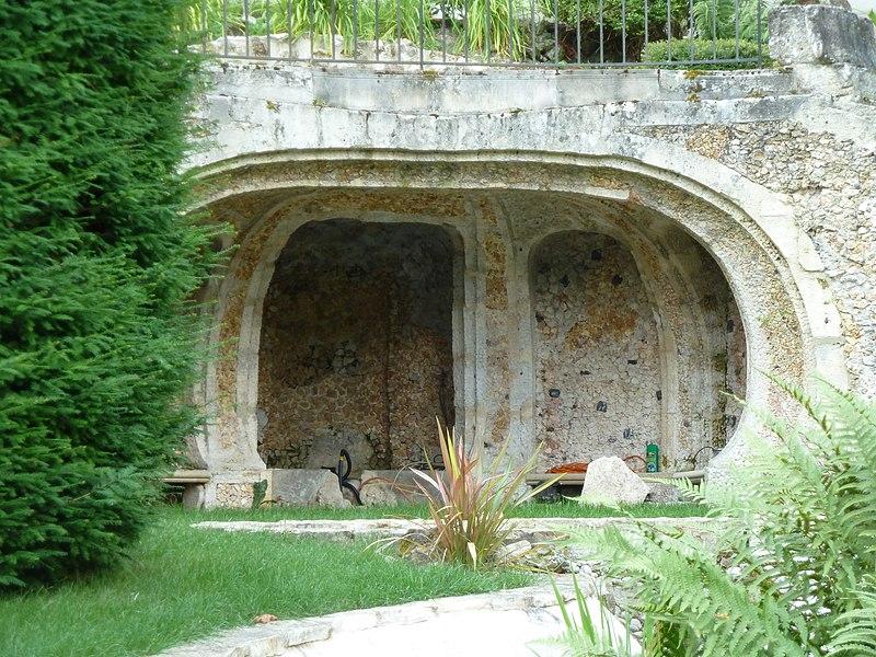 Photo du Monument Historique Ancien domaine de Villeflix situé à Noisy-le-Grand