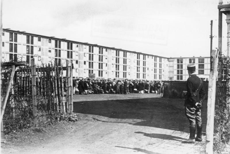 Photo du Monument Historique Camp de Drancy, puis Cité de la Muette situé à Drancy