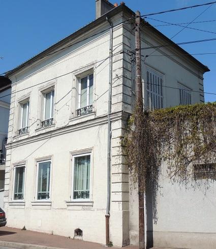 Photo du Monument Historique Maison situé à Montfermeil