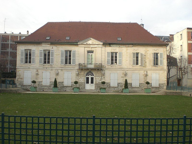 Photo du Monument Historique Maison des Gardes de l'ancien château situé à Arcueil