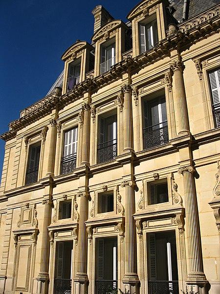Photo du Monument Historique Château du Piple situé à Boissy-Saint-Léger