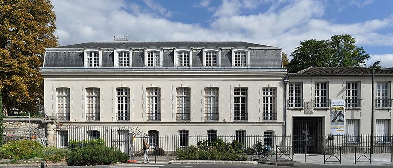 Photo du Monument Historique Hôtel de Malestroit situé à Bry-sur-Marne
