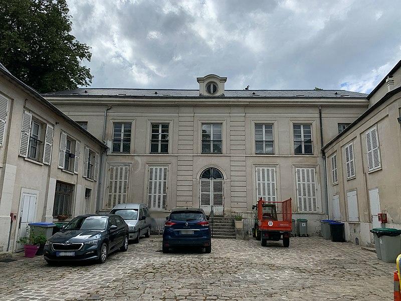 Photo du Monument Historique Hospice Raspail situé à Cachan