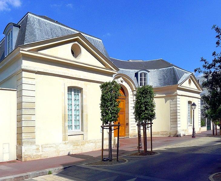 Photo du Monument Historique Château de Bercy situé à Charenton-le-Pont