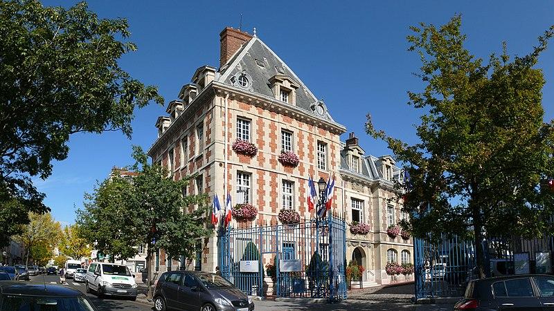 Photo du Monument Historique Pavillon d'Antoine de Navarre situé à Charenton-le-Pont