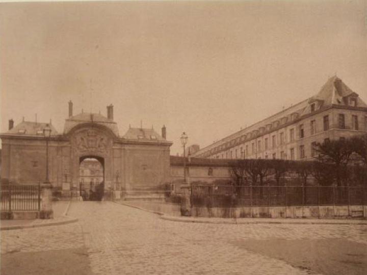 Photo du Monument Historique Ancien hospice de Bicêtre situé à Le Kremlin-Bicêtre