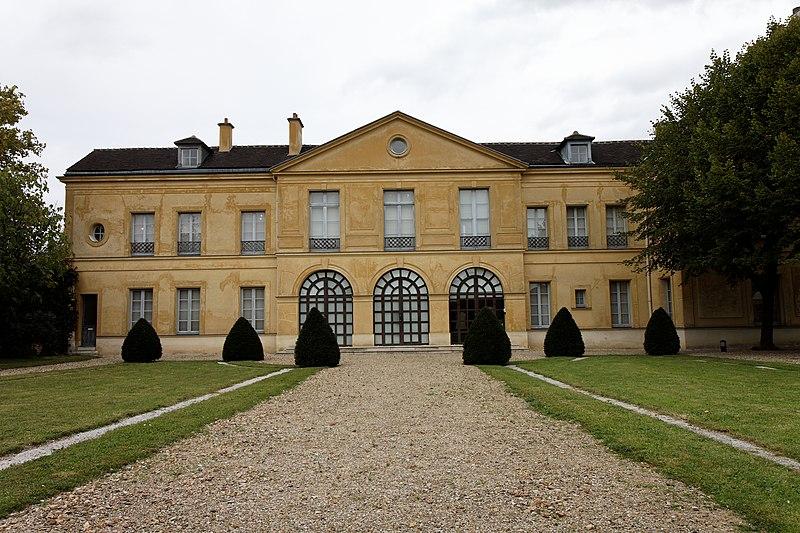 Photo du Monument Historique Château du Réghat situé à Maisons-Alfort