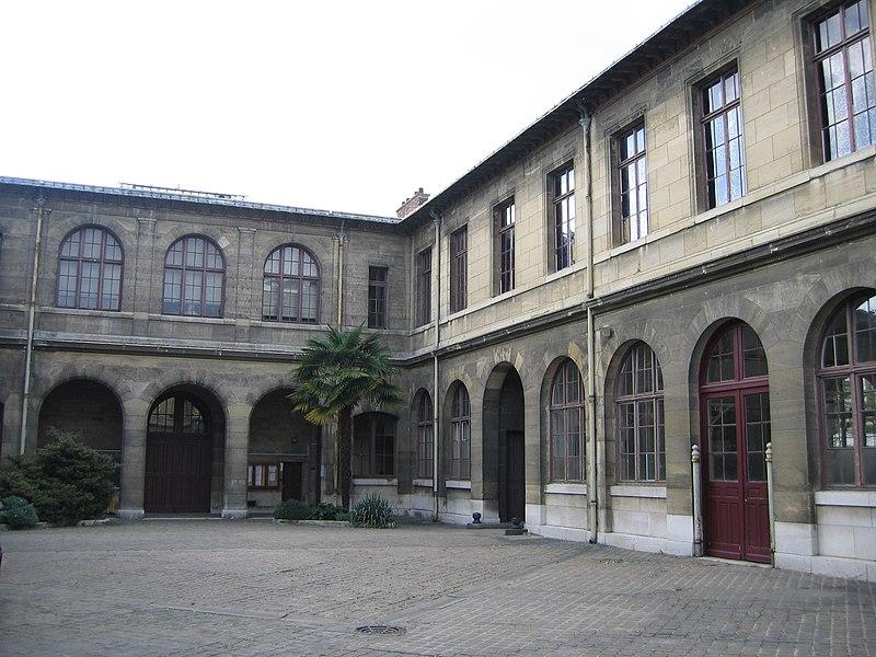 Photo du Monument Historique Ecole nationale vétérinaire situé à Maisons-Alfort