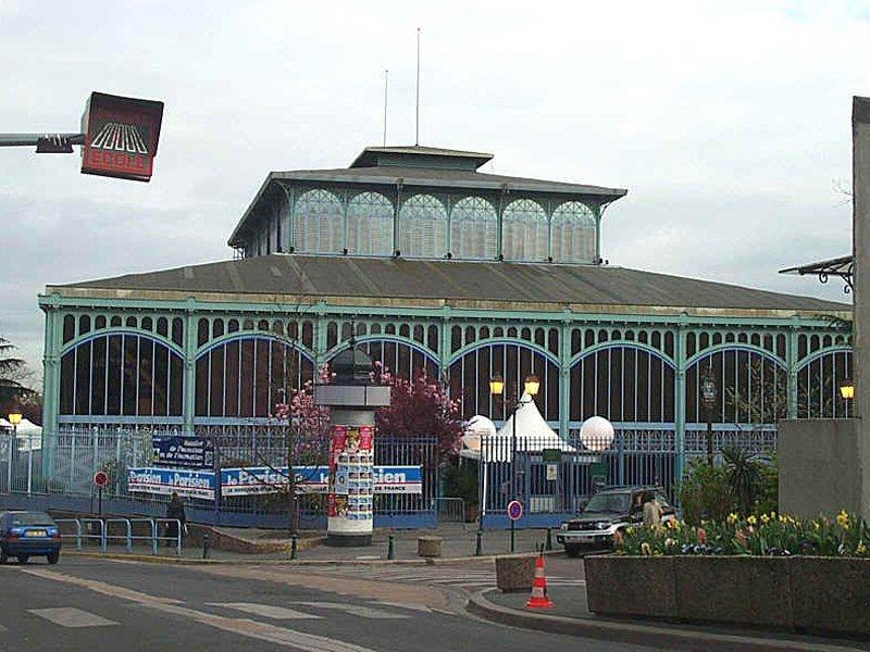 Photo du Monument Historique Pavillon Baltard situé à Nogent-sur-Marne