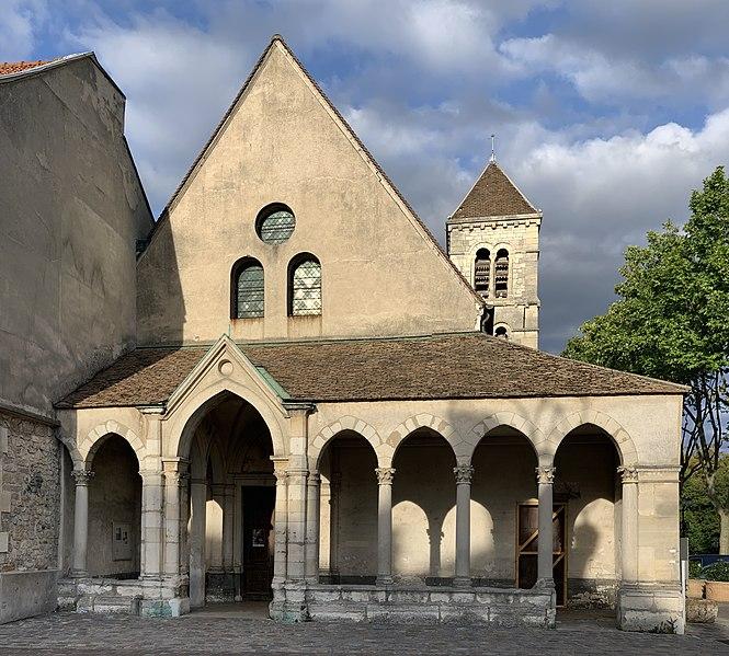 Photo du Monument Historique Eglise Saint-Nicolas situé à Saint-Maur-des-Fossés